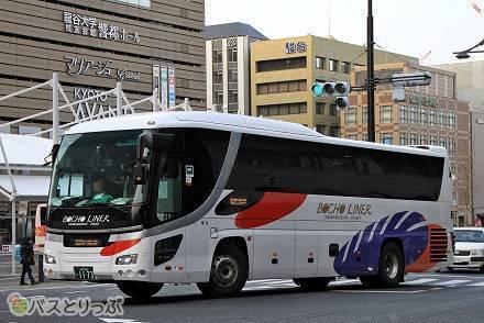 3列独立シートにトイレ・カーテン付き! 防長交通の夜行バスの車内設備と運行路線を詳しく紹介