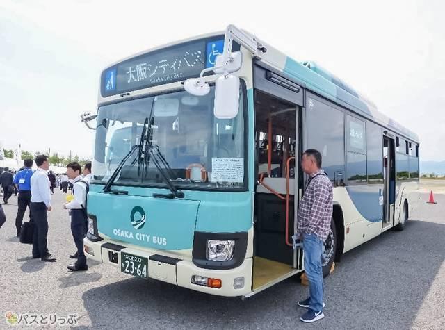 「大阪シティバス 大阪路線車」外観