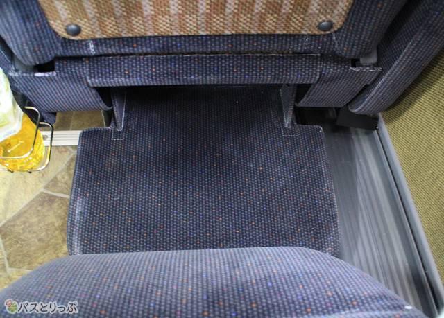 南海バス「サザンクロス」_06 足置き台.jpg