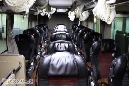 福岡と九州・本州を結ぶ「西鉄バス」の4つの高速バスシートと車内設備を徹底解説!