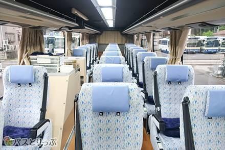 広島と東京・福岡・関西・四国などを結ぶ「中国バス」の3つの高速バスシートを比較&解説!