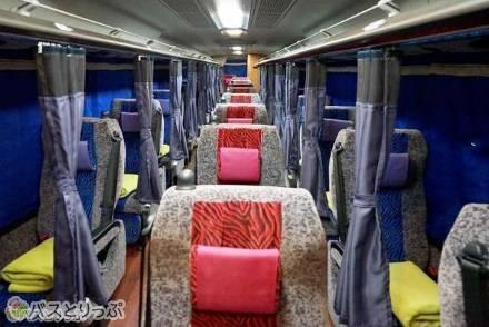 大阪と京都・名古屋・東京などを結ぶ「大阪バス」の高速バス 3つのシートを比較紹介!