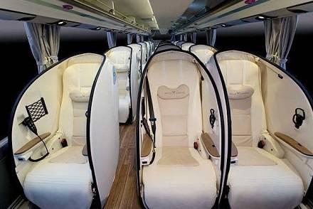 ちょっと贅沢なバス旅! 夏休み前に知っておきたい豪華バス 3選