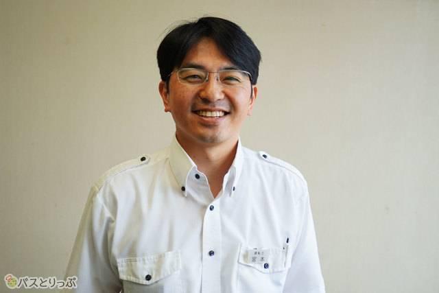 宮本年雄さん(44歳・ドライバー歴6年)