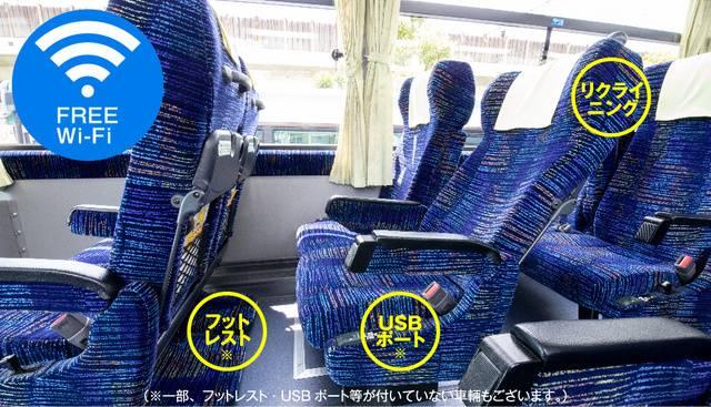 シートまとめ(画像提供:遠州鉄道)