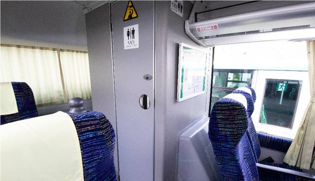 トイレ(画像提供:遠州鉄道)