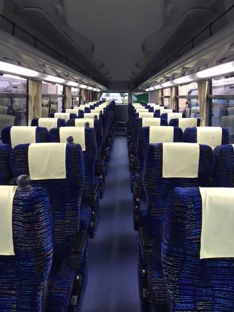 車内の様子(画像提供:遠州鉄道)