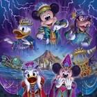 東京ディズニーシー「ディズニー・ハロウィーン」(c)Disney