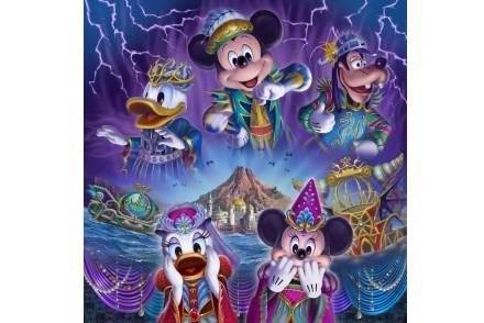 お気に入りキャラクターのフル仮装で盛り上がろう!  「ディズニー・ハロウィーン」今年は9/10~10/31に開催