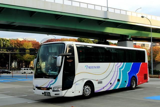 名鉄バス運行車両