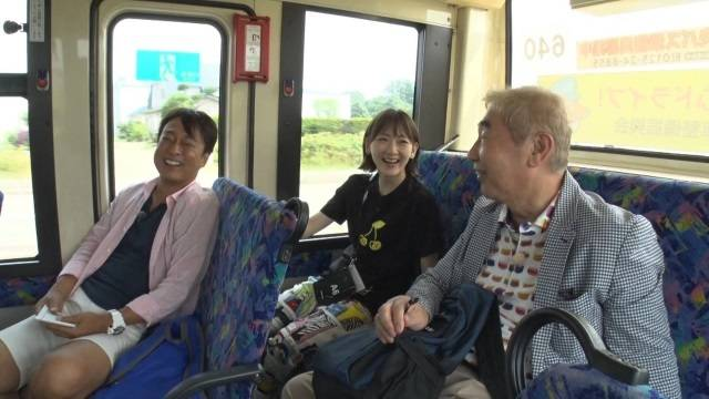 太川蛭子の旅バラ(C)テレビ東京