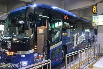 西武バス「東京~長岡・新潟線」乗車記。車内設備やシートを写真付きで解説!