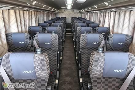新潟各所と関東・名古屋を結ぶ「泉観光バス」の3列独立・4列ゆったり・4列、3つの高速バスシートや設備を比較解説!
