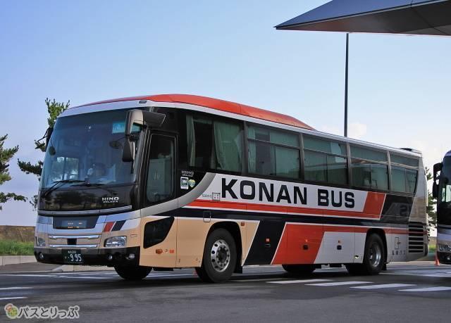 弘南バス「パンダ号」2便