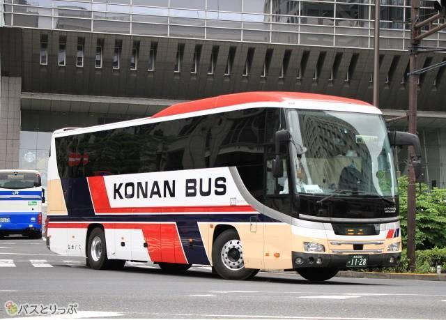 東京~青森線「津輕号」の車両外観