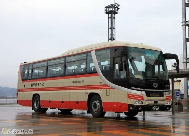 岩手県北自動車「106急行バス」