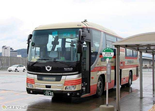 このバスに乗って直接盛岡まで移動することも可能