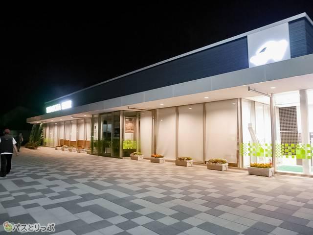 栃木市の都賀西方パーキングエリア