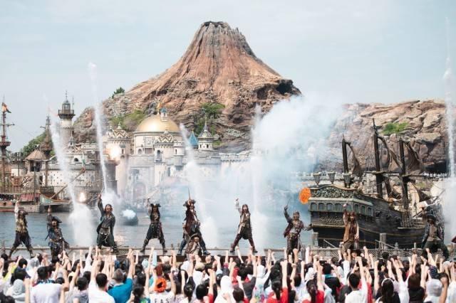 """8 東京ディズニーシー「パイレーツ・サマーバトル""""ゲット・ウェット!""""」_md.jpg"""