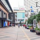 仙台駅西口を出て左、S-PAL方向へ