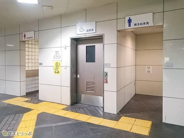八王子駅北口トイレ