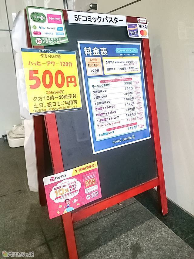 コミック・バスター 八王子店