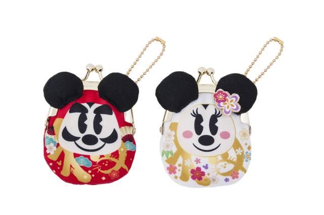 コインケースセット 2,000円(c)Disney