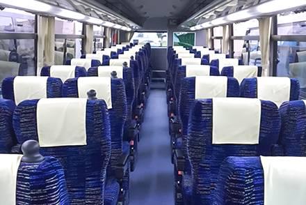 浜松~東京、横浜、大阪へ毎日運行! 遠鉄バスの高速バス「e-LineR」の気になるシートや車内設備を紹介