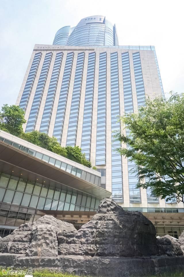 「グランドハイアット東京」外観