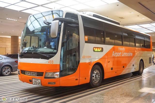 羽田空港行きの空港バス