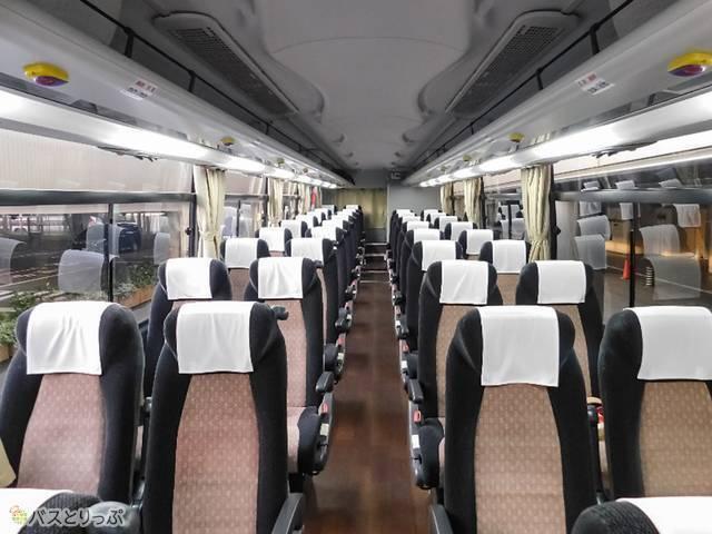 フットバス4列シート