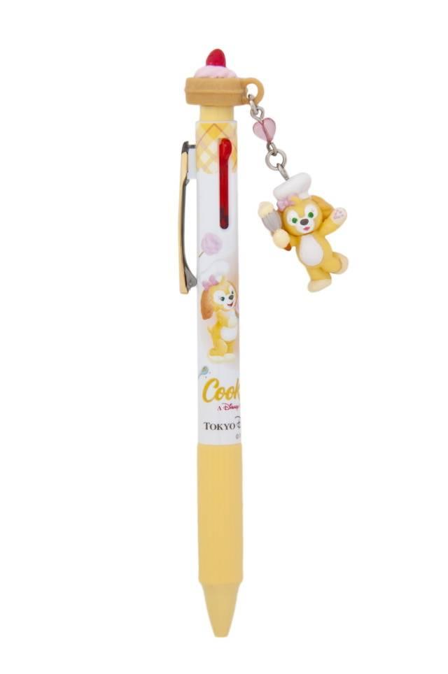 多色ボールペン1,700円(C)Disney