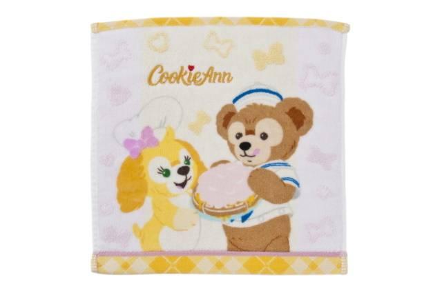 ミニタオル870円(C)Disney