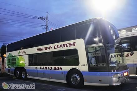 2階建て高速バス「とちの木号」で栃木・宇都宮~大阪間を移動! トイレ完備&カーテン付き3列独立シートで快適