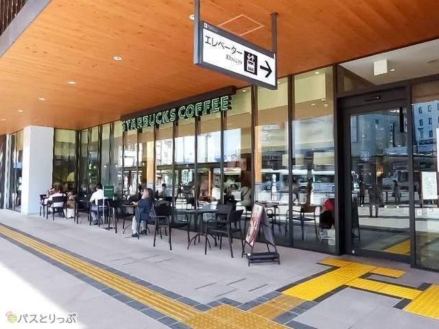 STARBUCKS COFFEE(スターバックスコーヒー)長野駅前店