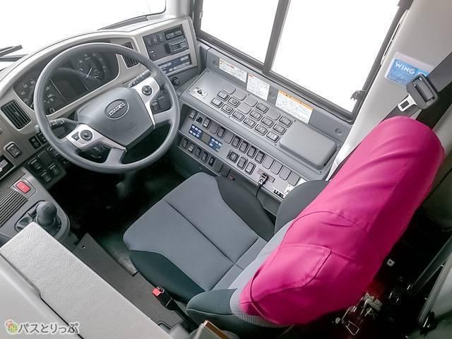 ドライバーシート