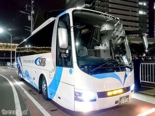 杉崎観光バス車両外観