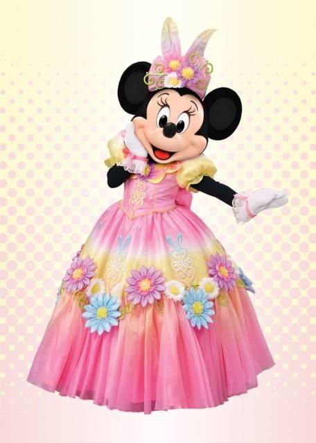 「ヒッピティ・ホッピティ・スプリングタイム」 コスチューム イメージ(c)Disney