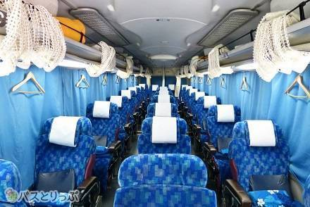 全席がデラックスシート仕様の3列独立シート! VIPライナーの高速バス「ロイヤルブルー」を徹底解説
