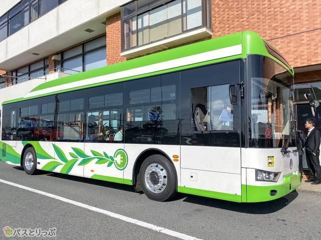 ALFA BUS JAPAN外観