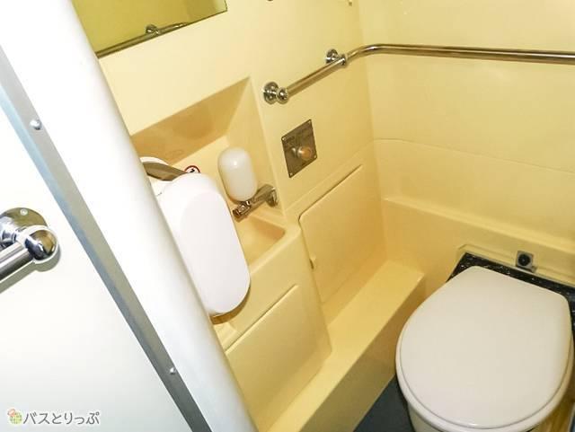 トイレ内に洗面所あり