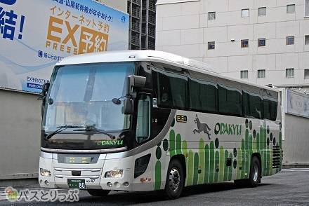 広島バスセンターのバス停地図 高速バス 夜行バス予約 バス比較なび