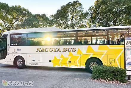 名古屋バスの昼行バス「東名特急ニュースター号」乗車記【名古屋→東京】