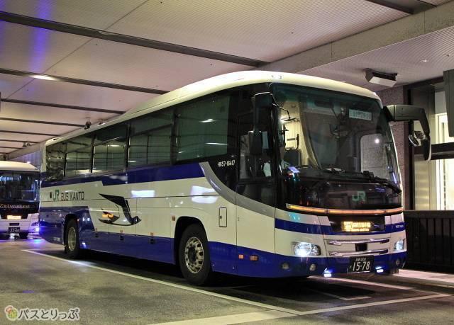 「青春ドリーム信州号」JRバス関東便