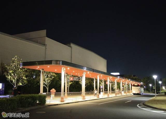 ユニバーサル・スタジオ・ジャパン(R)のバスターミナル