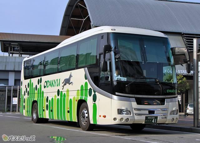 小田急シティバスの車両