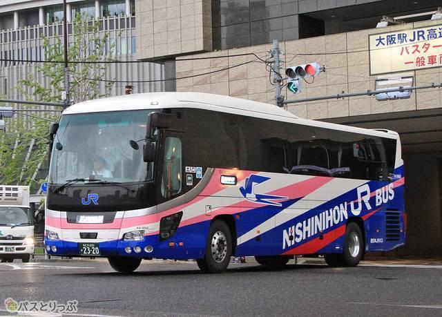 「青春ドリーム信州号」西日本JRバス便