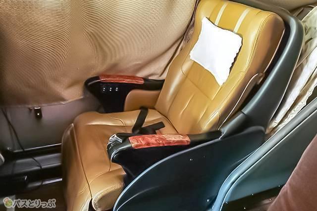 通常状態のシート