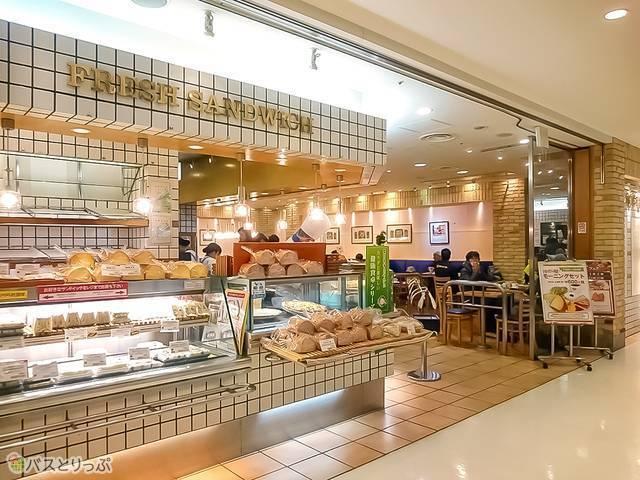 神戸屋キッチン 新横浜店