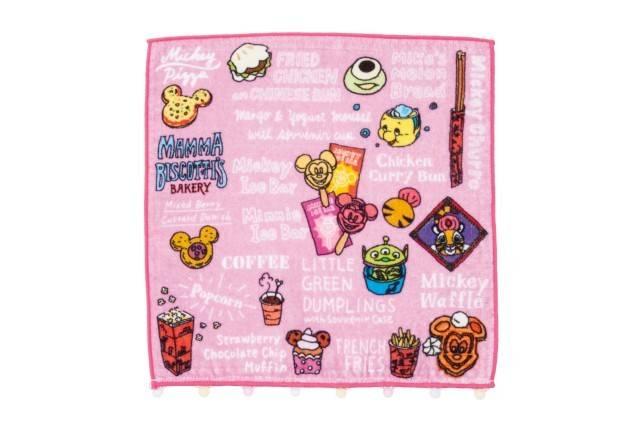 ミニタオル 680円(c)Disney